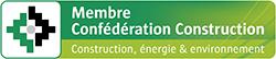 LD Energy, membre de la confédération de la construction