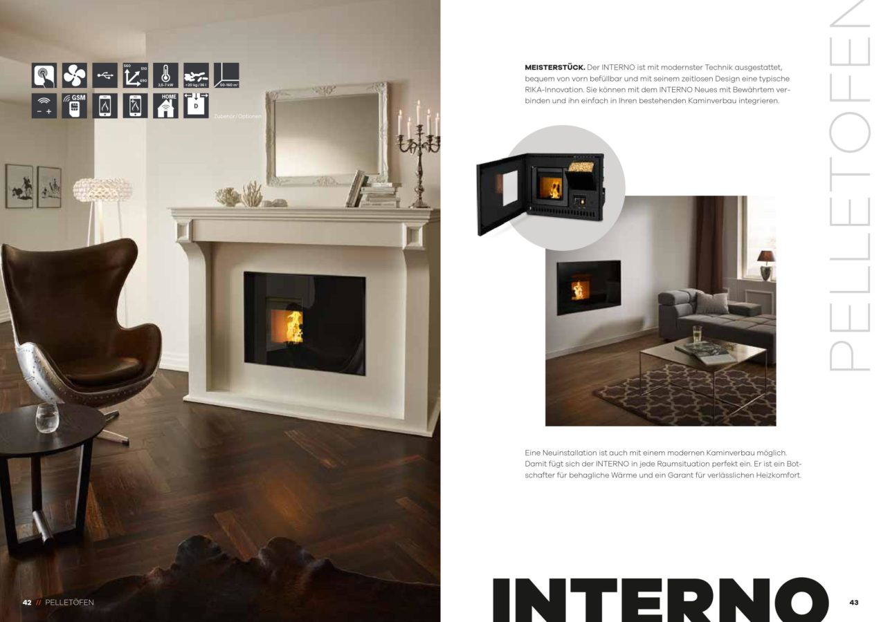 Insert A Granule Rika Interno Prix l&d energy: poêles, inserts, granules, ventilation, cheminée