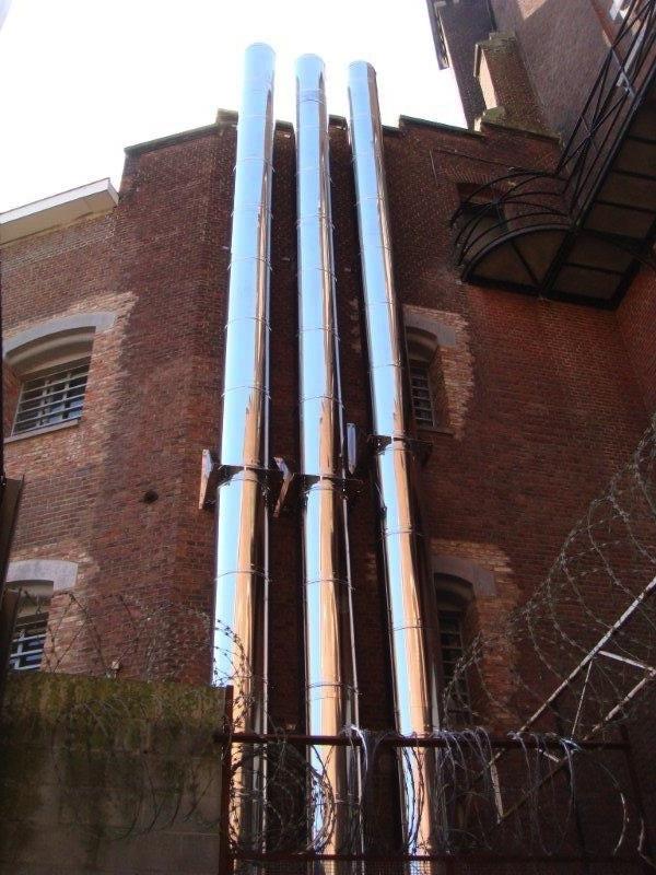 LD Energy pour des professionnels en ventilation, tubage de cheminées